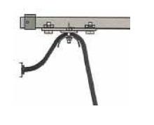 Montáž koncové svorky pro kabely